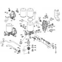 Hava Kurutucu ve Dağıtıcı Komple Knorr Tip ZB4803