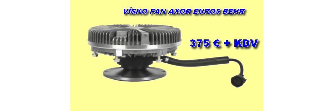 Visko Fan Axor Euro5 BEHR Marka